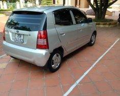 Bán Kia Morning LX 1.0 MT năm 2007, màu bạc, nhập khẩu nguyên chiếc   giá 132 triệu tại Ninh Bình
