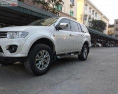 Cần bán lại xe Mitsubishi Pajero Sport D 4x2 MT 2015, màu trắng  giá 625 triệu tại Hà Nội