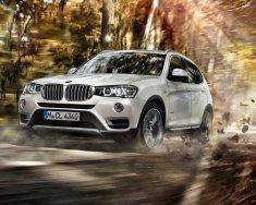 Bán BMW X3 xDrive20i năm sản xuất 2017, màu trắng, xe nhập giá 1 tỷ 999 tr tại Hà Nội