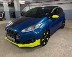 Bán Ford Fiesta S 1.0 AT Ecoboost năm 2014, màu xanh lam đã đi 45.000km giá 430 triệu tại Tp.HCM