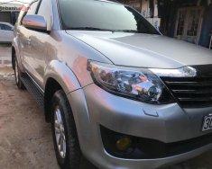 Cần bán gấp Toyota Fortuner 2.7V 4x4 AT 2015, màu bạc như mới, giá 755tr giá 755 triệu tại Hà Nội