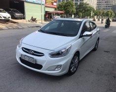 Bán Hyundai Accent Blue đời 2015, màu trắng, nhập khẩu nguyên chiếc giá 485 triệu tại Hà Nội