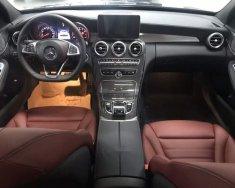 Bán Mercedes C300 AMG đời 2017, màu trắng như mới giá 1 tỷ 910 tr tại Tp.HCM