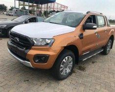 Bán Ford Ranger Wildtrak sản xuất năm 2018, nhập khẩu giá cạnh tranh giá 843 triệu tại Tp.HCM