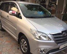Bán Toyota Innova sản xuất năm 2015, màu bạc như mới, giá tốt giá 600 triệu tại Tp.HCM