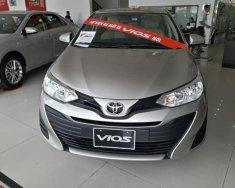 Bán ô tô Toyota Vios sản xuất năm 2018, màu bạc giá 531 triệu tại Tp.HCM