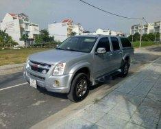 Cần bán Isuzu Dmax 4x2 MT đời 2012, màu bạc, xe nhập xe gia đình giá 355 triệu tại Tp.HCM
