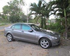 Gia đình bán Mercedes C230 năm sản xuất 2008, màu xám  giá 475 triệu tại Tp.HCM