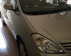 Bán xe Toyota Innova V sản xuất 2008, màu vàng số tự động, giá 439tr giá 439 triệu tại Hải Phòng