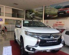 Bán xe Mitsubishi Pajero Sport năm 2018, màu trắng, nhập từ Thái giá 1 tỷ 62 tr tại Đà Nẵng
