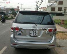 Bán Toyota Fortuner 2.5G đời 2014, màu bạc xe gia đình giá 785 triệu tại Tiền Giang