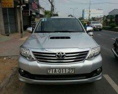 Cần bán lại xe Toyota Fortuner G năm 2014, màu bạc xe gia đình giá 785 triệu tại Tiền Giang