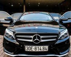 Bán Mercedes 2.0 AT sản xuất năm 2016, màu đen, 1.65tr giá 165 triệu tại Hà Nội
