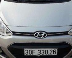 Bán Hyundai Grand i10 năm sản xuất 2016, màu bạc giá Giá thỏa thuận tại Hà Nội
