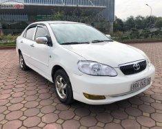 Cần bán lại xe Toyota Corolla J 1.3 MT đời 2002, màu trắng xe gia đình giá 155 triệu tại Hà Nội