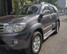 Bán Toyota Fortuner đời 2010, màu xám, máy dầu giá 625 triệu tại Tp.HCM