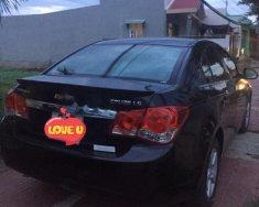 Bán xe Chevrolet Cruze LS 1.6 MT năm 2010, màu đen chính chủ, giá 325tr giá 325 triệu tại Ninh Thuận