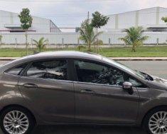 Bán Ford Fiesta AT đời 2014, màu xám, giá chỉ 425 triệu giá 425 triệu tại Tp.HCM