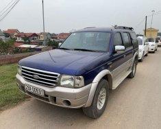Đổi xe mới bán Ford Everest sản xuất năm 2005, màu xanh giá 250 triệu tại Hà Nội