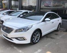 Bán Hyundai Sonata 2.0AT 2015, màu trắng, nhập khẩu giá cạnh tranh giá 796 triệu tại Tp.HCM