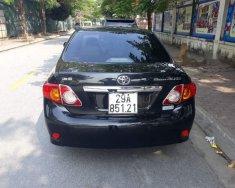 Cần bán gấp Toyota Corolla altis 1.8 AT sản xuất 2010, màu đen chính chủ giá 512 triệu tại Hà Nội