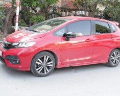 Cần bán Honda Jazz RS năm sản xuất 2018, màu đỏ, nhập khẩu chính chủ giá 580 triệu tại Hà Nội