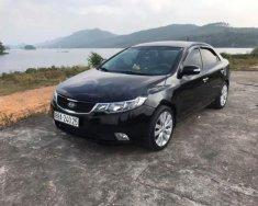 Xe Kia Cerato 1.6 MT đời 2009, màu đen, nhập khẩu nguyên chiếc   giá 305 triệu tại Hà Nội