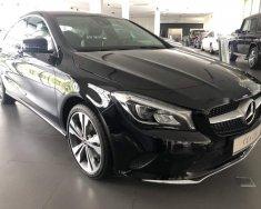 Bán xe Mercedes CLA200 năm 2017, màu đen, nhập khẩu    giá 1 tỷ 520 tr tại Tp.HCM