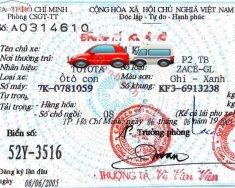 Cần bán Toyota Zace GL 2005, màu xanh lam, 275tr giá 275 triệu tại Tp.HCM