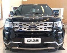 Bán Ford Explorer năm 2018, màu đen, xe nhập giá 2 tỷ 193 tr tại Tp.HCM