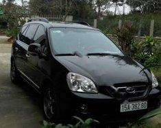 Cần bán Kia Carens SX 2.0 AT đời 2010, màu đen xe gia đình giá 350 triệu tại Phú Thọ