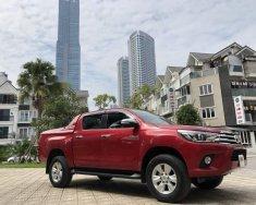 Bán xe Toyota Hilux 2.8G 4x4 AT năm 2017, màu đỏ, xe nhập giá 810 triệu tại Hà Nội