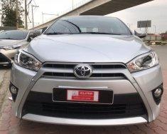 Cần bán Toyota Yaris G đời 2016, màu bạc, nhập khẩu giá 630 triệu tại Tp.HCM