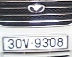 Bán ô tô Daewoo Gentra 1.6 MT năm 2009, màu trắng giá 186 triệu tại Hà Nội