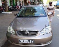 Bán Toyota Corolla Altis 2007, màu nâu, xe nhập, giá 330tr giá 330 triệu tại Đồng Nai