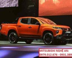 Giá xe bán tải Mitsubishi Triton 1 cầu tự động tốt nhất tại Vinh - Nghệ An 0979.012.676 giá 586 triệu tại Nghệ An
