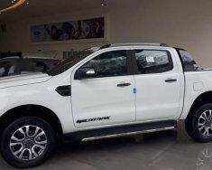 Bán ô tô Ford Ranger Wildtrak 2.0 4x4 sản xuất năm 2018, màu trắng, xe nhập giá 918 triệu tại Lâm Đồng