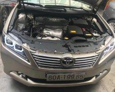Bán Toyota Camry năm sản xuất 2015, màu nâu giá 860 triệu tại Tp.HCM