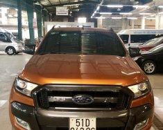 Cần bán Ford Ranger 3.2L Wildtrak 4x4 AT năm sản xuất 2016, màu cam, nhập khẩu giá 778 triệu tại Tp.HCM