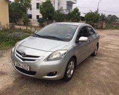 Bán Toyota Vios E năm sản xuất 2007, màu bạc   giá 285 triệu tại Vĩnh Phúc