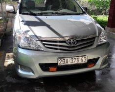 Bán Toyota Innova GSR năm sản xuất 2011, màu bạc xe gia đình, giá 400tr giá 400 triệu tại Lai Châu