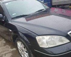 Chính chủ cần bán xe Mondeo AT 2.5 v6 màu đen, 2 vạch, đời 2005 giá 219 triệu tại Hà Nội