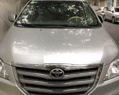 Cần bán gấp Toyota Innova đời 2014, màu bạc giá 559 triệu tại Hà Nội