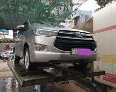 Bán Toyota Innova sản xuất cuối 2016, màu bạc mới 98%, giá chỉ 700tr. Biển số 9 nút giá 700 triệu tại Tp.HCM