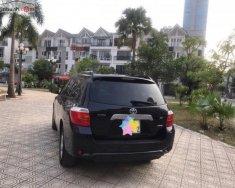 Bán Toyota Highlander Limited 3.5 AWD năm 2008, màu đen, nhập khẩu  giá 750 triệu tại Hà Nội