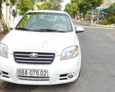 Cần bán gấp Daewoo Gentra sản xuất năm 2009, màu trắng, xe nhập như mới  giá 175 triệu tại Đồng Tháp