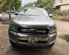 Cần bán Ford Ranger XLT  MT đời 2016, màu bạc giá Giá thỏa thuận tại Hà Nội