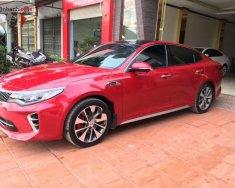 Bán Kia Optima 2.4 GT line đời 2017, màu đỏ còn mới giá 860 triệu tại Quảng Ninh