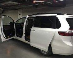 Cần bán lại xe Toyota Sienna năm 2015, màu trắng, nhập khẩu giá 3 tỷ 300 tr tại Hà Nội