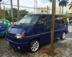 Bán xe Volkswagen Transporter 1993, màu xanh lam, nhập khẩu nguyên chiếc giá 109 triệu tại Tp.HCM